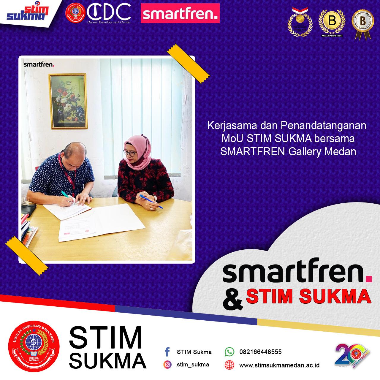 kerjasama stim sukma bersama smartfren